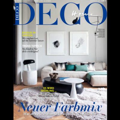 Wohnzeitschrift DECO HOME
